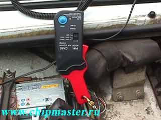 Слаботочные клещи измеряют ток до 60А