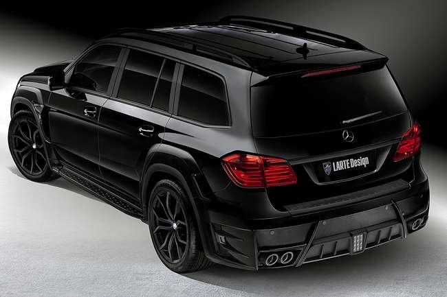 Mercedes-Benz GL от Larte Design