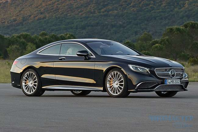 mercedes-s65-amg-coup-1 Moskow Motor Show 2014