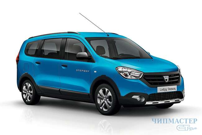 Dacia Lodgy и Dokker Stepway