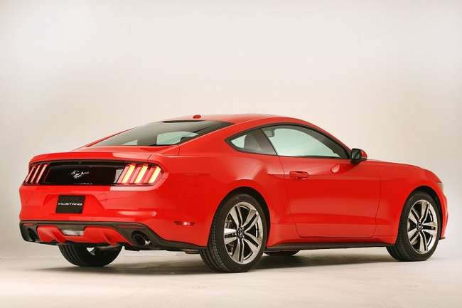 Ford Mustang Coup 2014