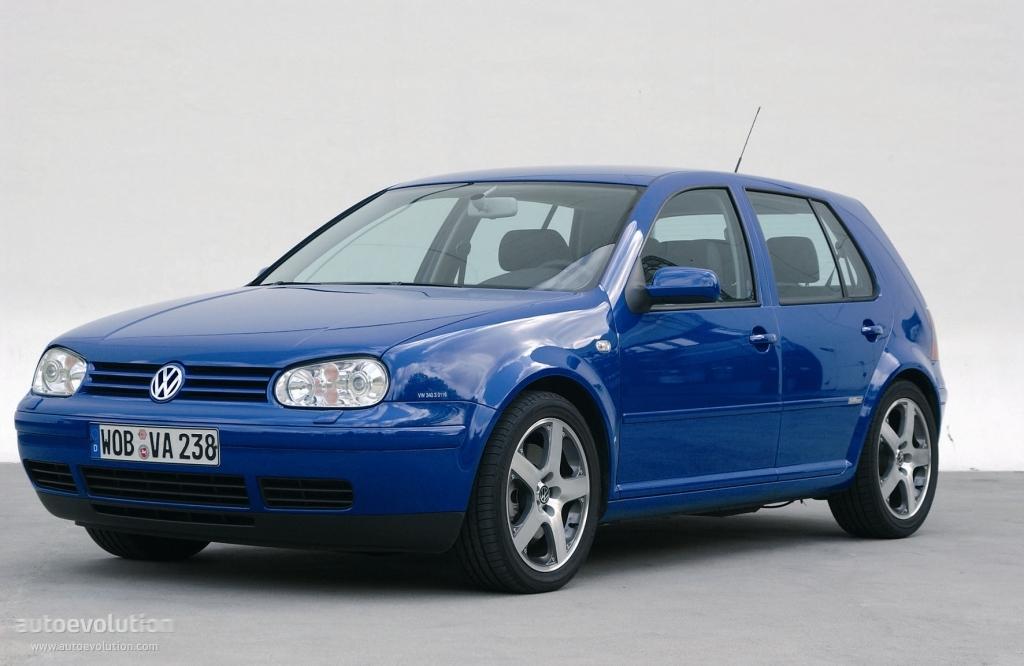 Volkswagen Colf IV